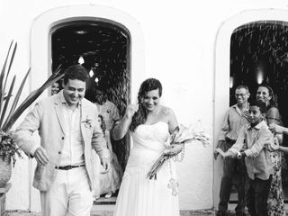 O casamento de Michelle e Samuel