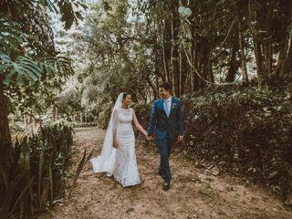 O casamento de Laura e Danilo