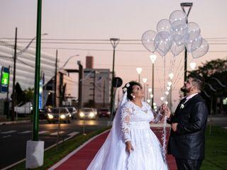 O casamento de Mariana e Vinicius