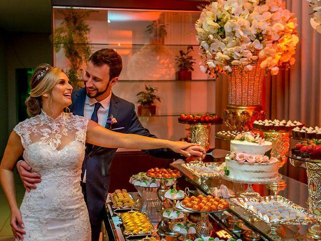 O casamento de Karen e Alexandre