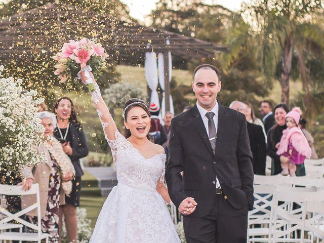 O casamento de Isabel e Lucas