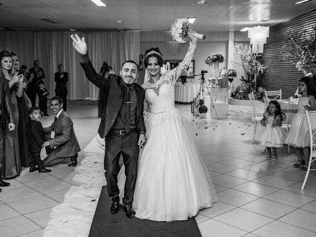 O casamento de Raquel e Emanuel