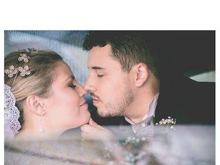 O casamento de Francine e Diego 3