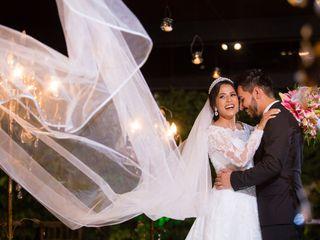 O casamento de Jaine e Deja