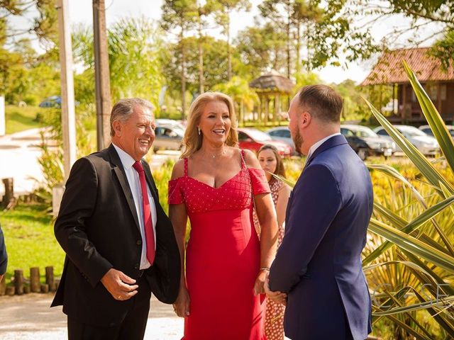 O casamento de Ellen e André em Curitiba, Paraná 2