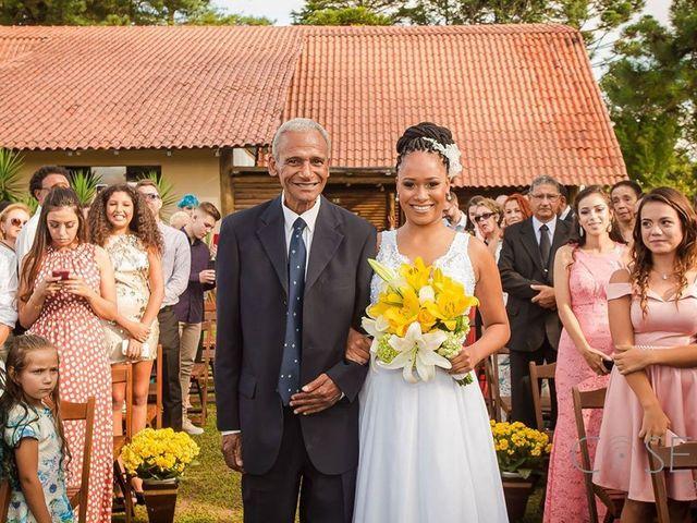 O casamento de Ellen e André em Curitiba, Paraná 4