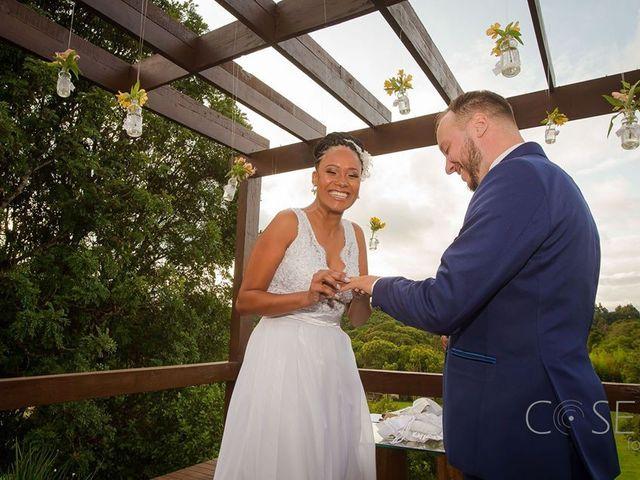 O casamento de Ellen e André em Curitiba, Paraná 6