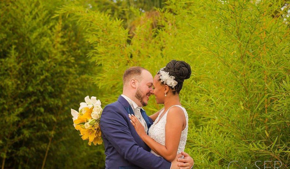 O casamento de Ellen e André em Curitiba, Paraná