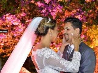 O casamento de Susam e Alexandre