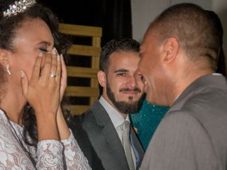 O casamento de Estephany e Gerson