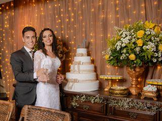 O casamento de Khaluany e Elnatan 3
