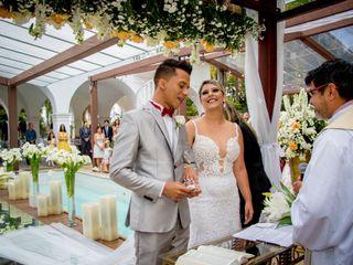 O casamento de Malu e Tiago
