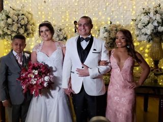 O casamento de Layara  e Jordão  1