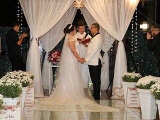 O casamento de Layara  e Jordão  2