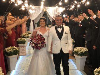 O casamento de Layara  e Jordão