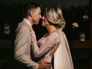 O casamento de Lorena e William