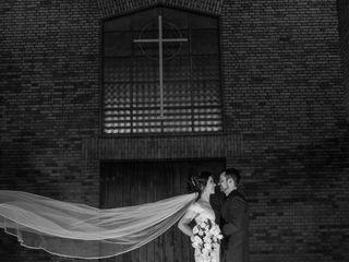 O casamento de Priscila  e Adalberto  2