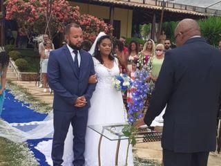 O casamento de Karina e Thiago