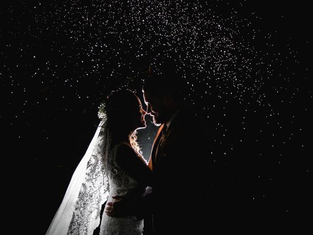 O casamento de Graziele e Isac