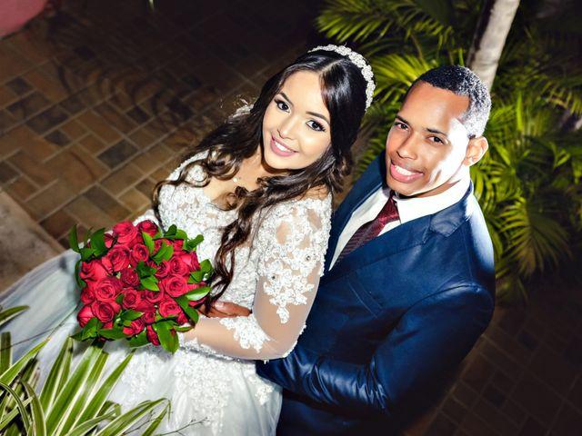 O casamento de Rizia e Marcos