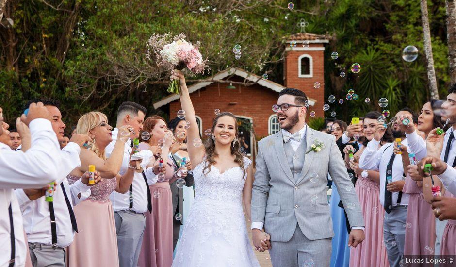 O casamento de Jardel e Bianca em Jaguariúna, São Paulo