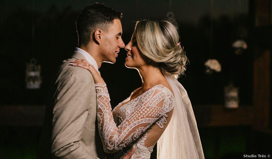 O casamento de William e Lorena em Contagem, Minas Gerais