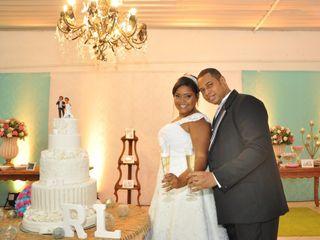 O casamento de Ligia e Robenilson