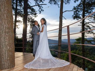 O casamento de Aline e Lucas