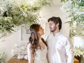 O casamento de Márcio e Priscilla