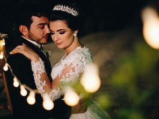 O casamento de Dalma e Jarbas