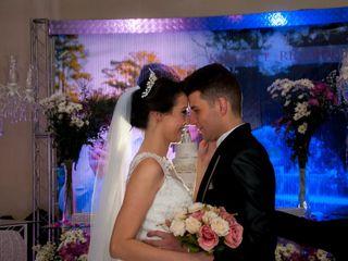 O casamento de Ricardo e Keylla