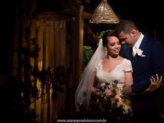 O casamento de Innah e Samuel