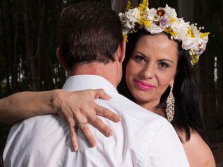 O casamento de Lucineia e Silvair 2