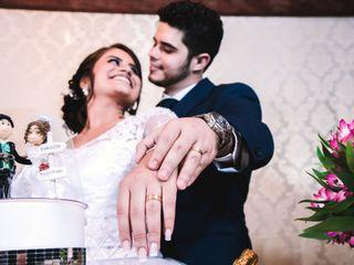O casamento de Glaicy e Rodrigo