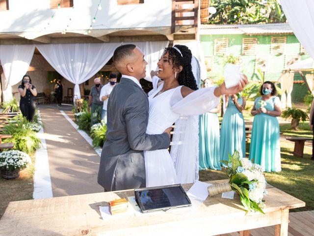 O casamento de Lucas e Aline em Mairiporã, São Paulo 38