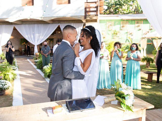 O casamento de Lucas e Aline em Mairiporã, São Paulo 39