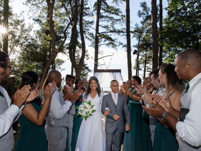 O casamento de Lucas e Aline em Mairiporã, São Paulo 41
