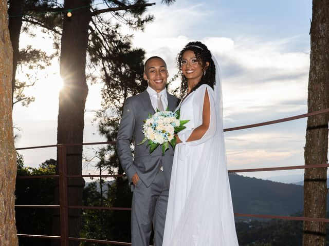 O casamento de Lucas e Aline em Mairiporã, São Paulo 47