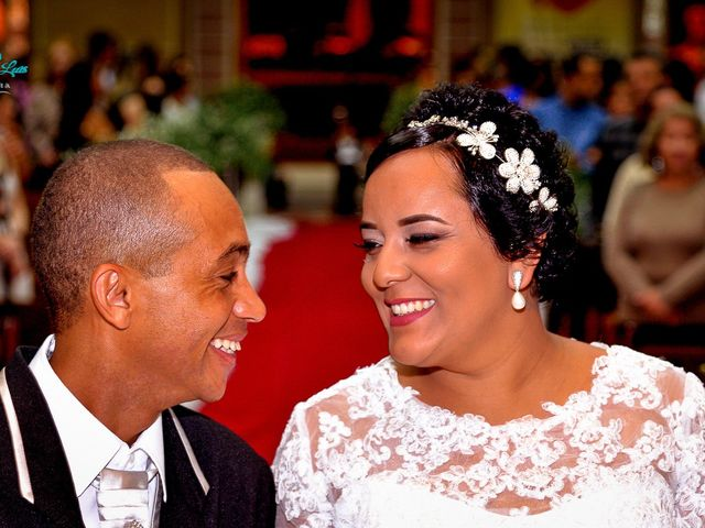 O casamento de Ediane e Marcos