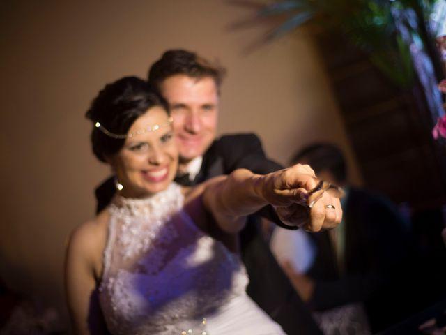 O casamento de Lucineia e Silvair