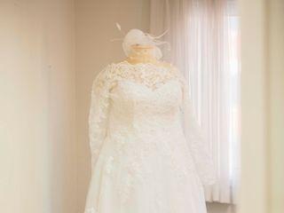 O casamento de Agatha e Jeferson 1