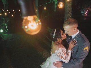 O casamento de Cássia e Rafael