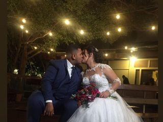 O casamento de Ester  e Bryan  1