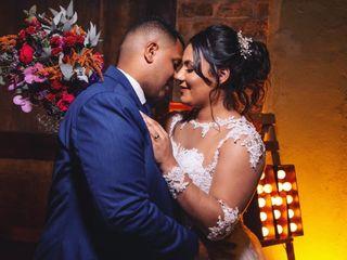 O casamento de Ester  e Bryan