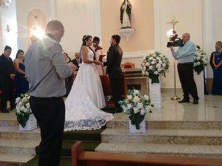 O casamento de Silvana  e Agnaldo  1