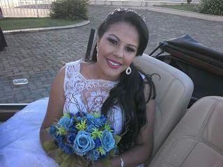O casamento de Silvana  e Agnaldo  2