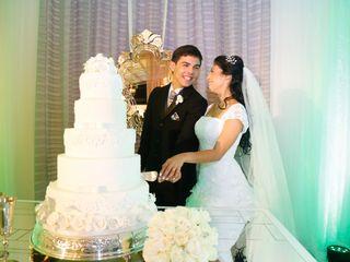 O casamento de Ayanny e Kléber