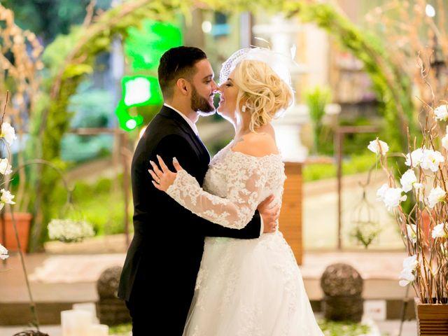 O casamento de Agatha e Jeferson