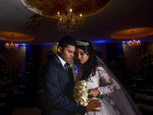 O casamento de Lyliana e San