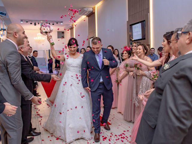O casamento de Dayane e Robson